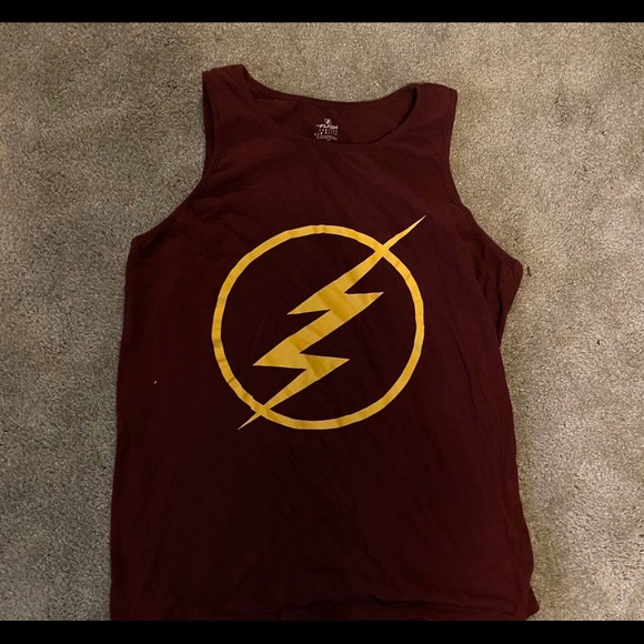 The Flash tank top. Good condition